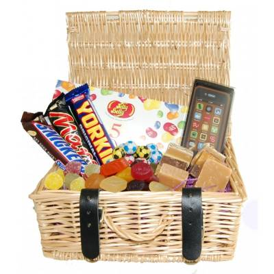 Fathers Day Dads Sweet Tooth Hamper