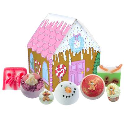 The House of Sugar and Spice Bath Set