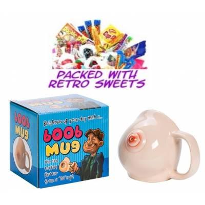 Boob Mug Cuppa Sweets