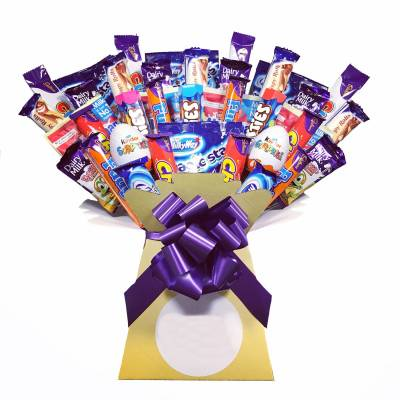 Kids Chocolate Bouquet
