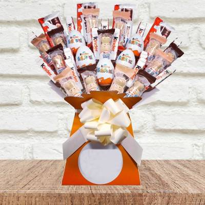 Kinder Chocolate Giant Bouquet