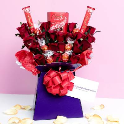Flowers Funky Hampers