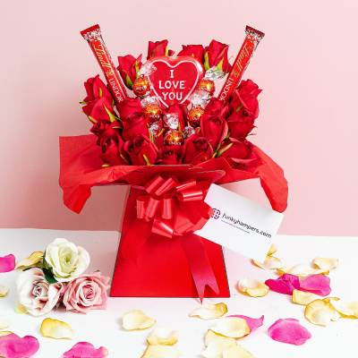 The Lindor Love Bouquet