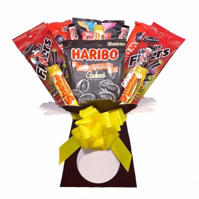 Liquorice Lovers Sweet Bouquet