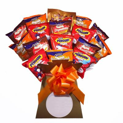McVities Funky Biscuit Bouquet