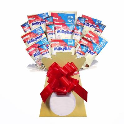Milky Bar Chocolate Bouquet