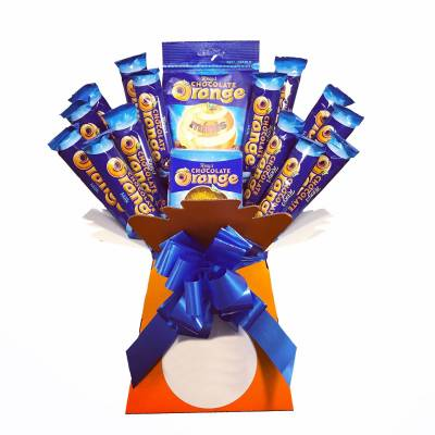 Terrys Chocolate Orange Funky Bouquet