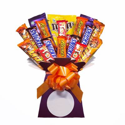 Completely Nuts Chocolate Bouquet