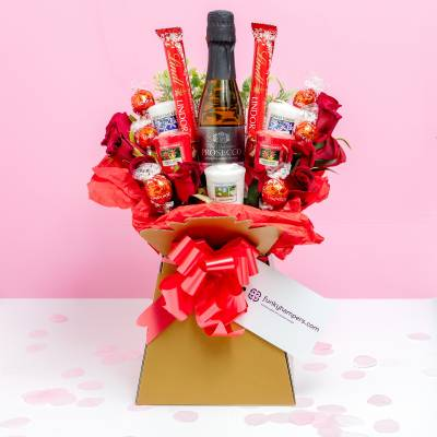 Yankee Candle, Prosecco and Lindor Chocolate Bouquet