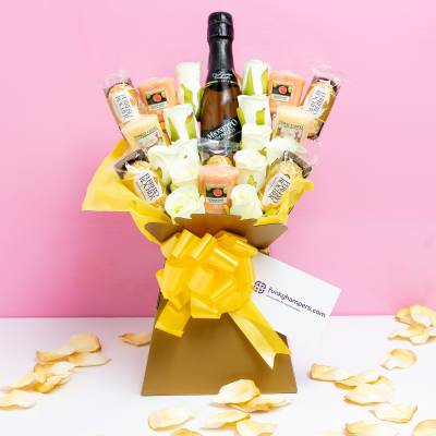 Yankee Candle, Prosecco and Ferrero Rocher Bouquet