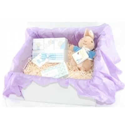 New Baby Boy Gift Box