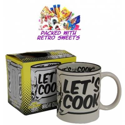 Breaking Bad Cuppa Sweets - Breaking Bad Gifts