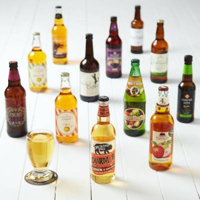 Best of British Cider 12 Bottle Gift