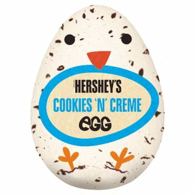 Hersheys Cookie N Cream Egg