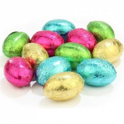 Foiled Choc Eggs