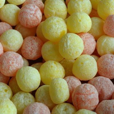 Orange & Lemon Fizzballs