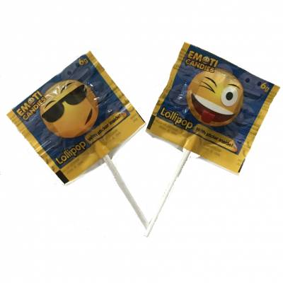 Emoji Lolly & Sticker