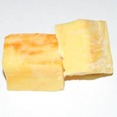 Lemon Sherbet Fudge