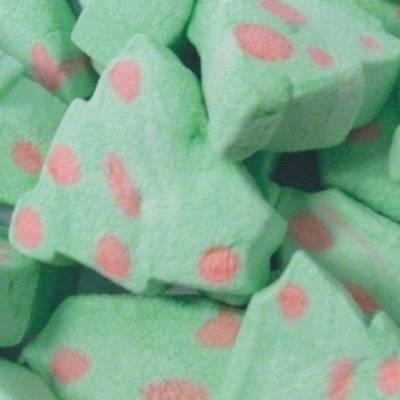 Mallow Christmas Trees