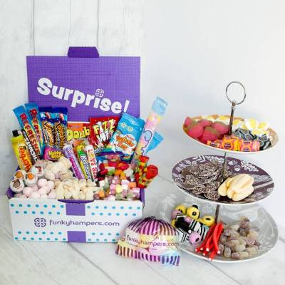 Build Your Own Sweets Hamper - Build Your Own Gifts
