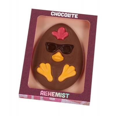 Cool Chocolate Chick Egg