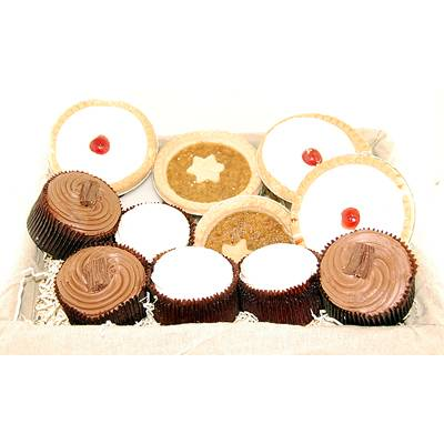 Great British Cakes Hamper - Cakes Gifts