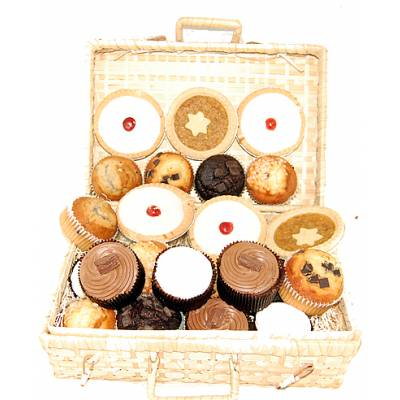 The Cake and Muffin Combo Hamper