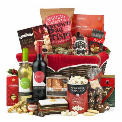 Christmas Food Hampers