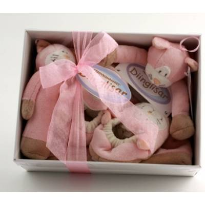 Cat Baby Gift Set