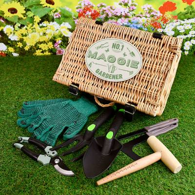 Personalised No 1 Gardener Hamper