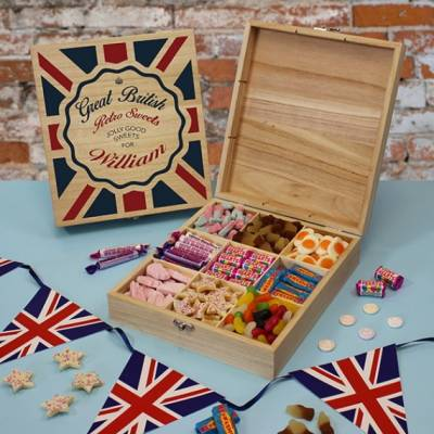 Great British Sweets Box