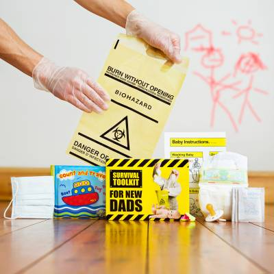 New Dad Survival Kit