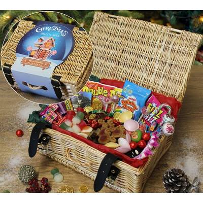 Merry Christmas Sweets Hamper