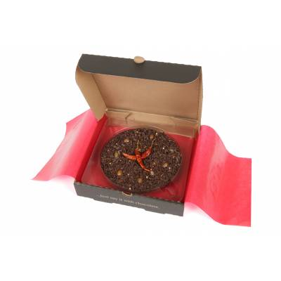 Chilli Chocolate 7 inch Pizza - Chocolate Gifts