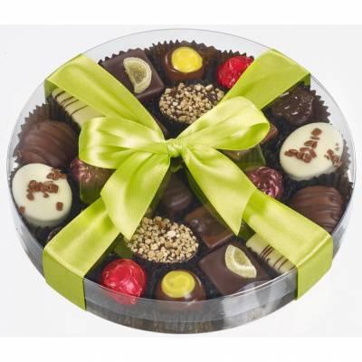 375gof Luxury Hand Made Belgian Chocolates