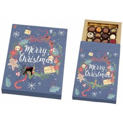 Luxury Belgian Chocolates Advent Calendar