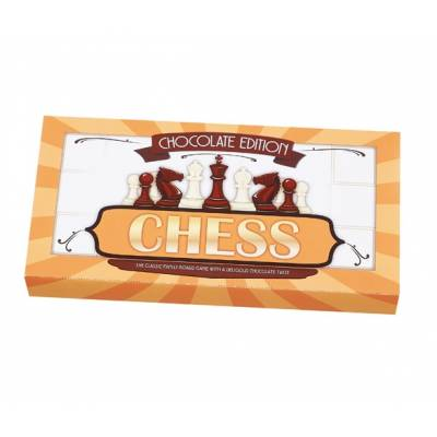 Chocolate Chess Set