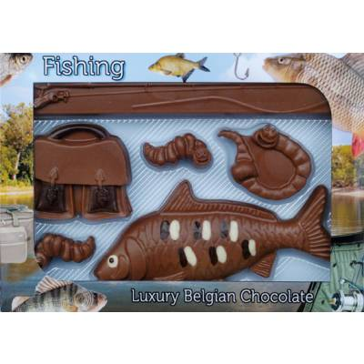 Chocolate Fishing Kit - Chocolate Gifts