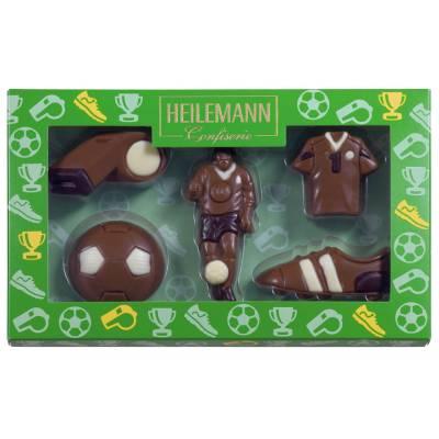 Chocolate Football Gift Set