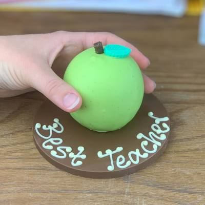 Chocolate Orange Apple - Apple Gifts