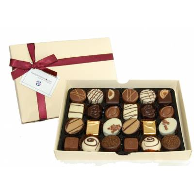 Box Of 24 Hand Made Chocolates