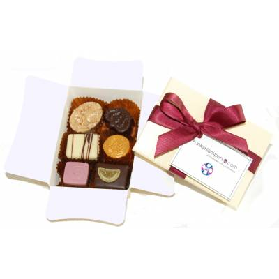 Box Of 6 Hand Made Chocolates