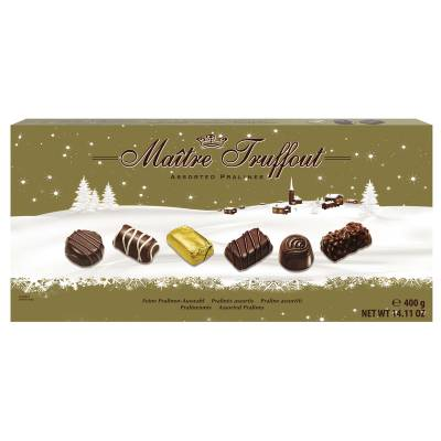 Assorted Christmas Chocolates