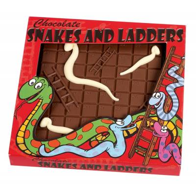 Chocolate Snakes and Ladders