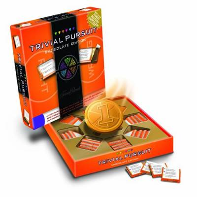 Chocolate Trivial Pursuit - Chocolate Gifts