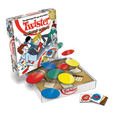 Chocolate Twister