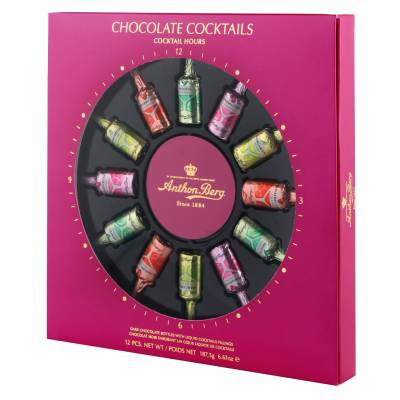 Cocktail Chocolates - Cocktail Gifts