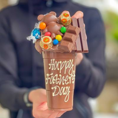 Chocolate Smash Cups