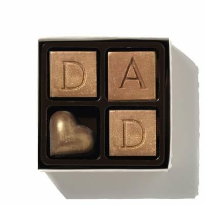 Dad Heart Chocolates