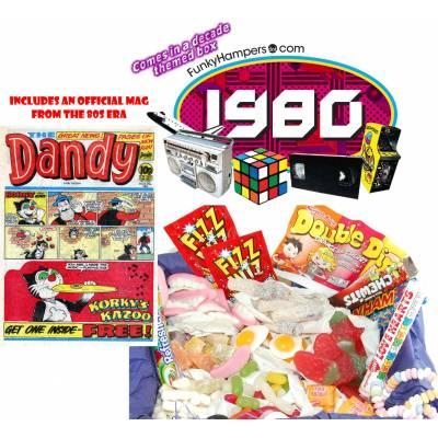 Dandy 80s Sweets Box